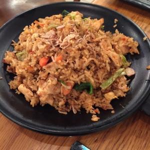 Nasi Goreng Belachan
